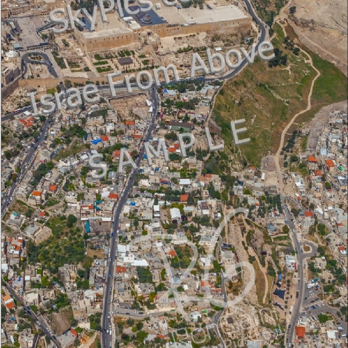 City of David and Temple mount, Jerusalem