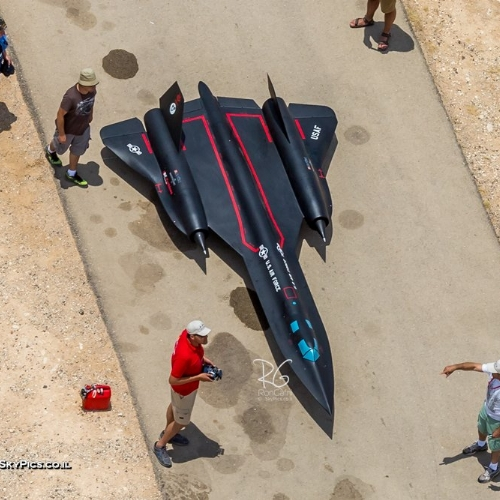 The Black Bird SR71