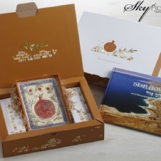 Gift Packages - Book and Tile